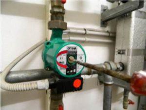 Dimensionamento di un circolatore per impianto termico